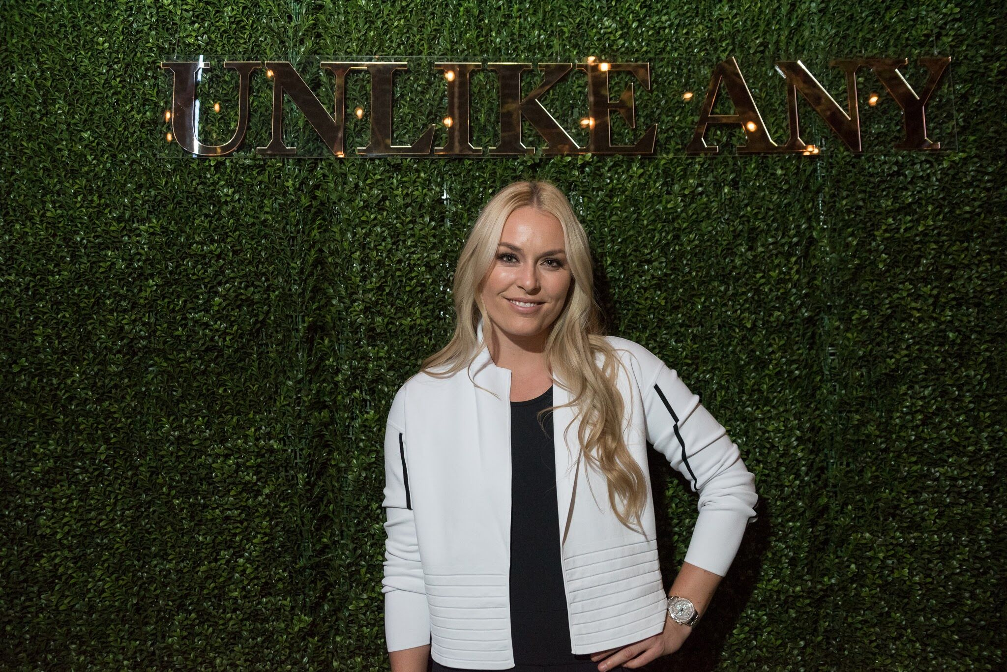 Under Armour, Lindsey Vonn's Unlike Any