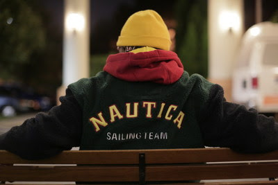 Nautica heritage capsule collection designed by Lil Yachty