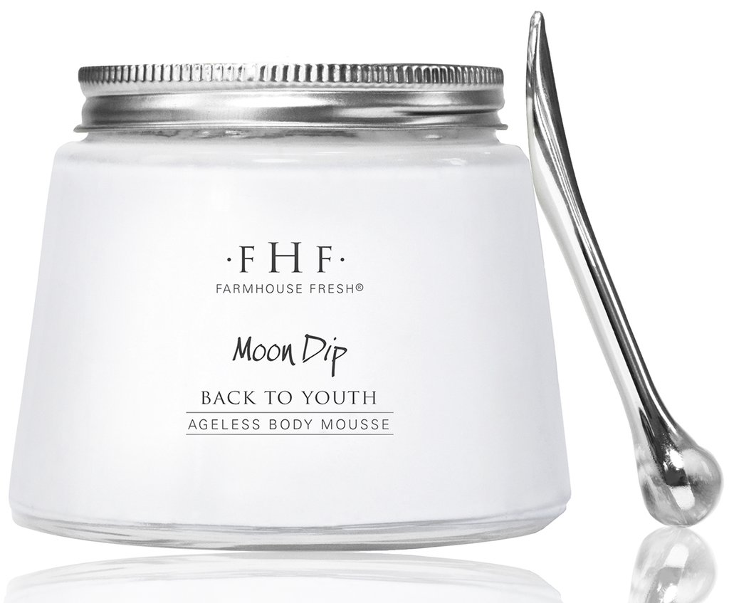 Moon Dip Ageless Body Mousse Yourself For Valentines Day