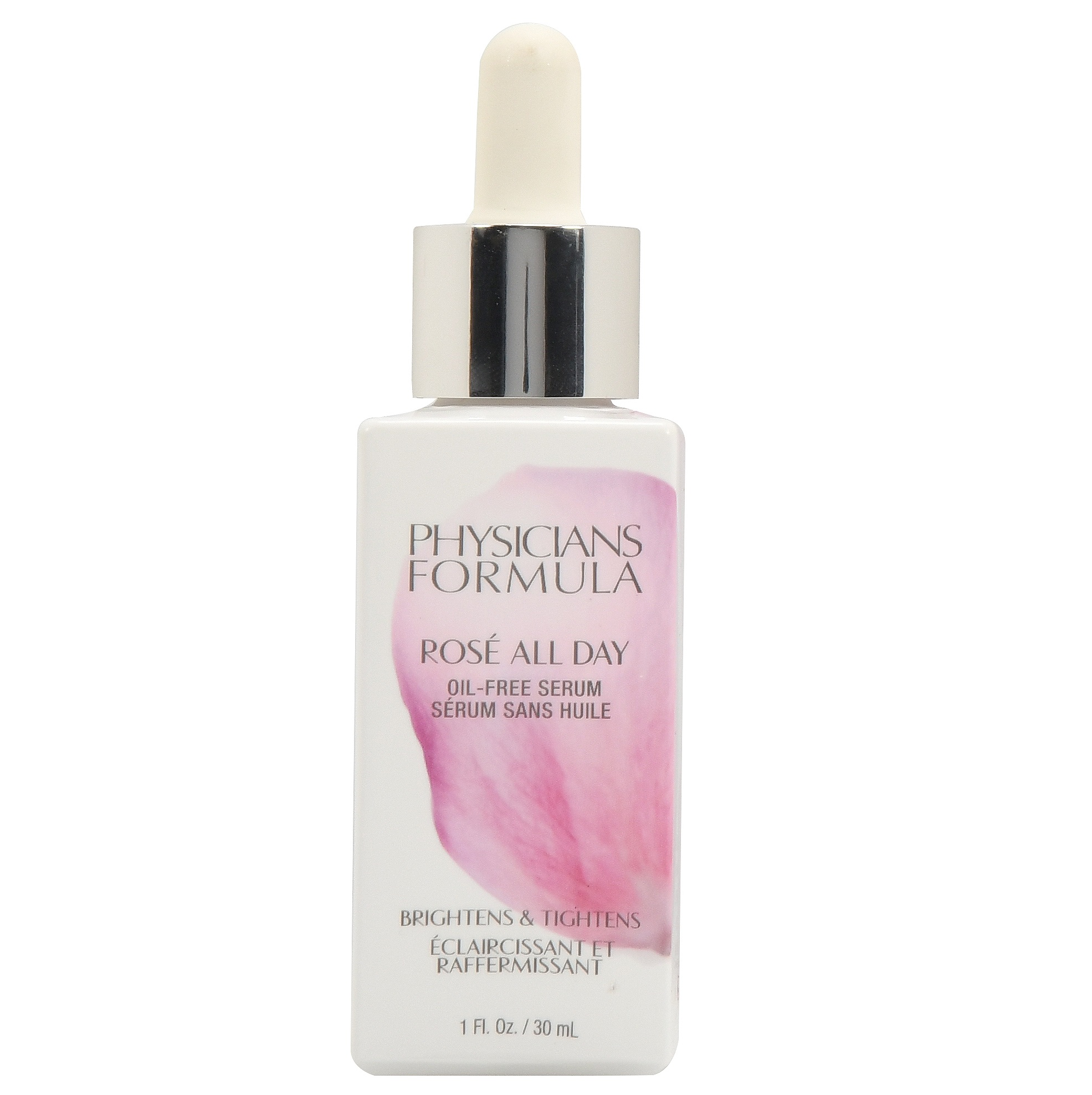 Physicians Formula Pf Rose All Day Oil Free Serum