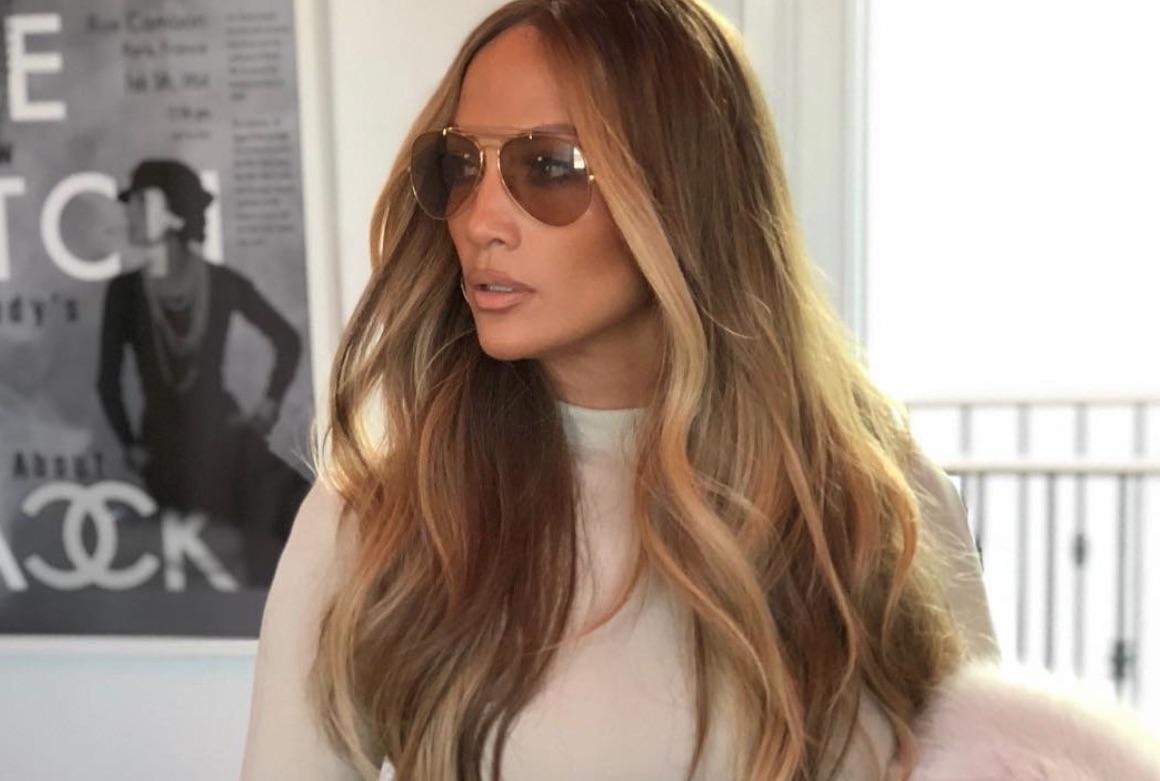 Jennifer Lopez Rocks A Le Vian Diamond Bracelet