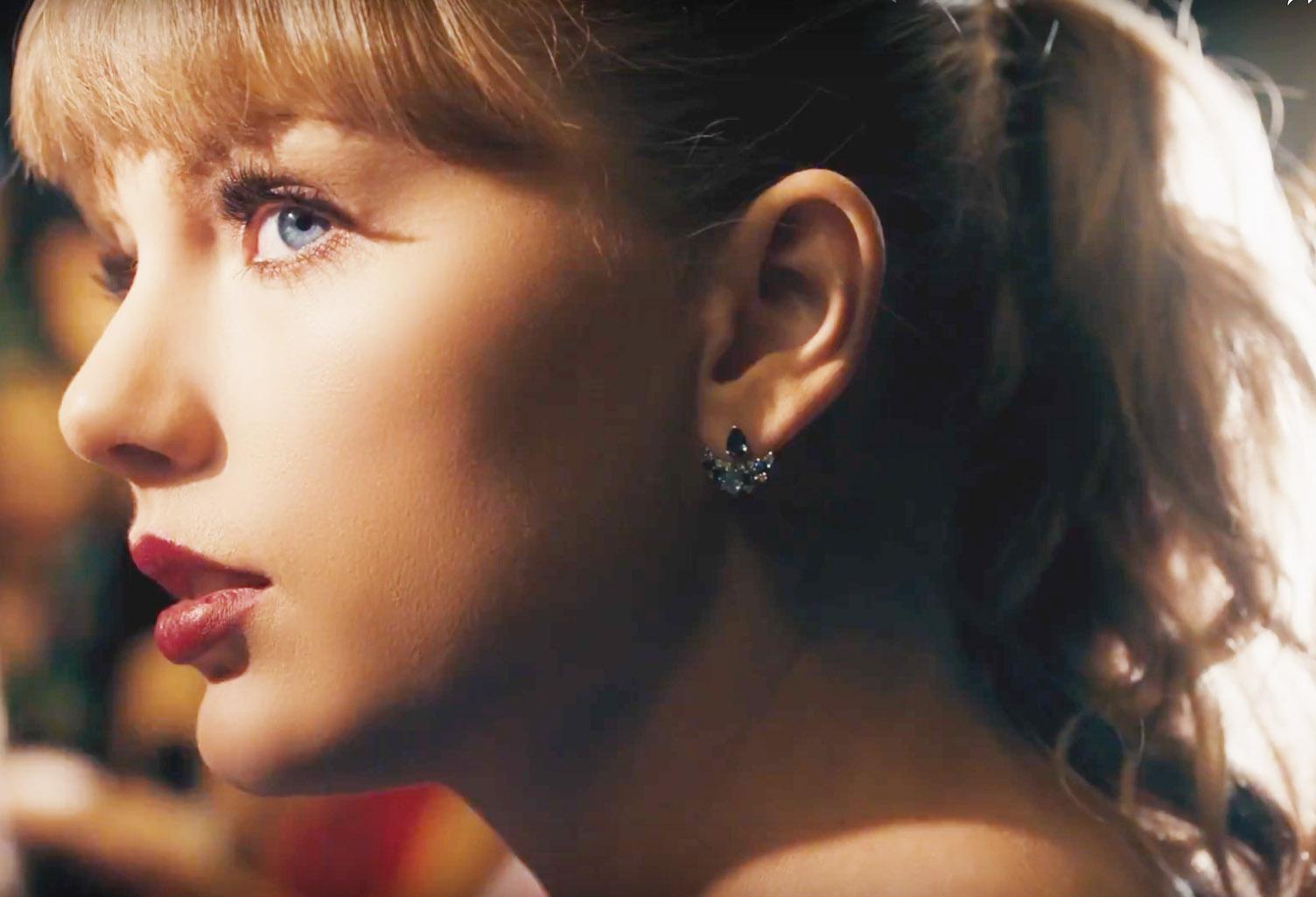 Taylor Swift Blue Sapphire Earring Jewels by Anabela Chan