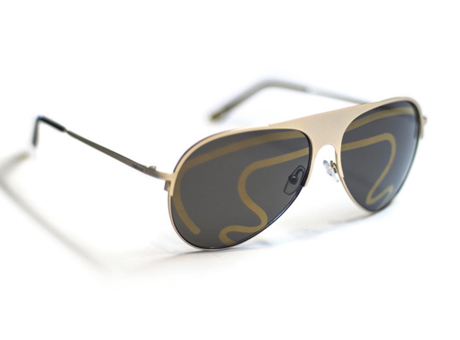 Vuliwear's Polarized Nylon lenses with mirror coating we adore