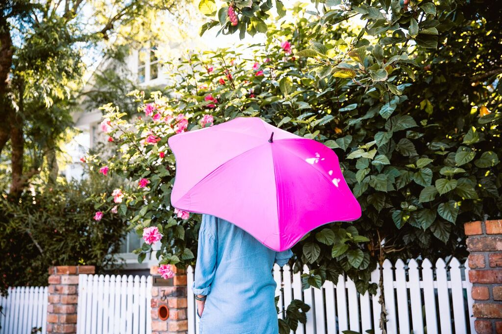 The World's Strongest Umbrella from BLUNT
