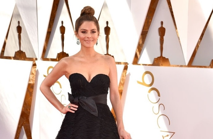 90th Annual Academy Awards Red Carpet Jewel Styles of Maria Menounos