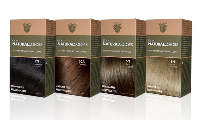 ONC Natural Colors Hair Dye Is A Must For Your Hair
