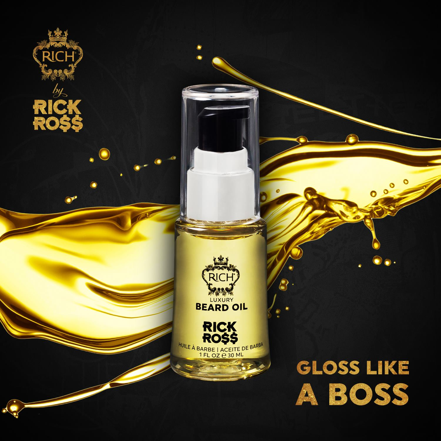 The RICH by Rick Ross Collection, Father's Day Gift Favorite