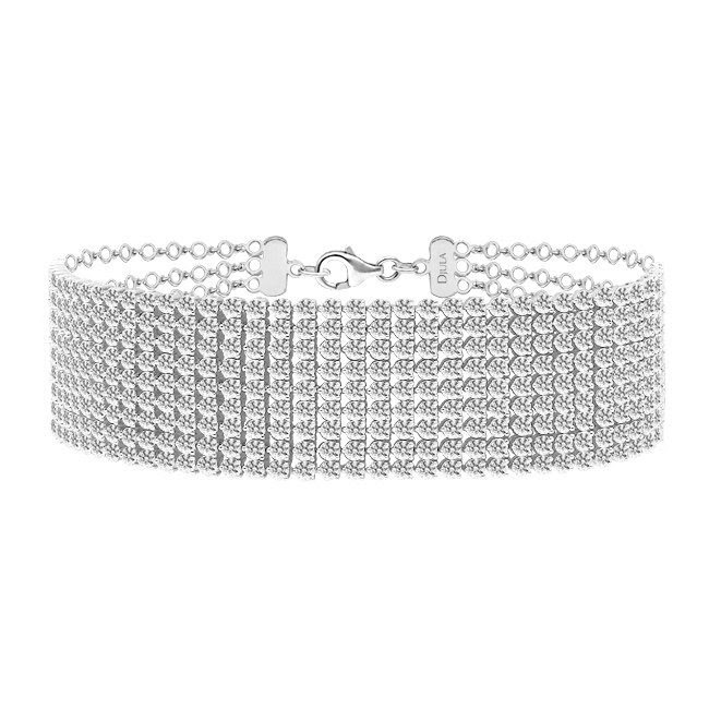 Ariana Grande, Red Carpet Diamond Choker Jewels