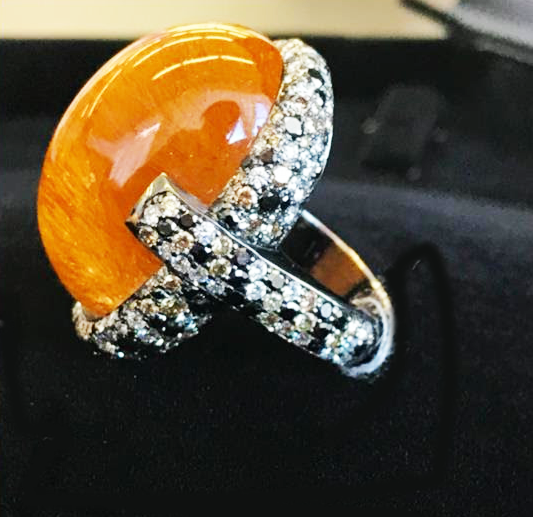 Ashlee Simpson Ross, Jewel Heaven Style Ring We Adore
