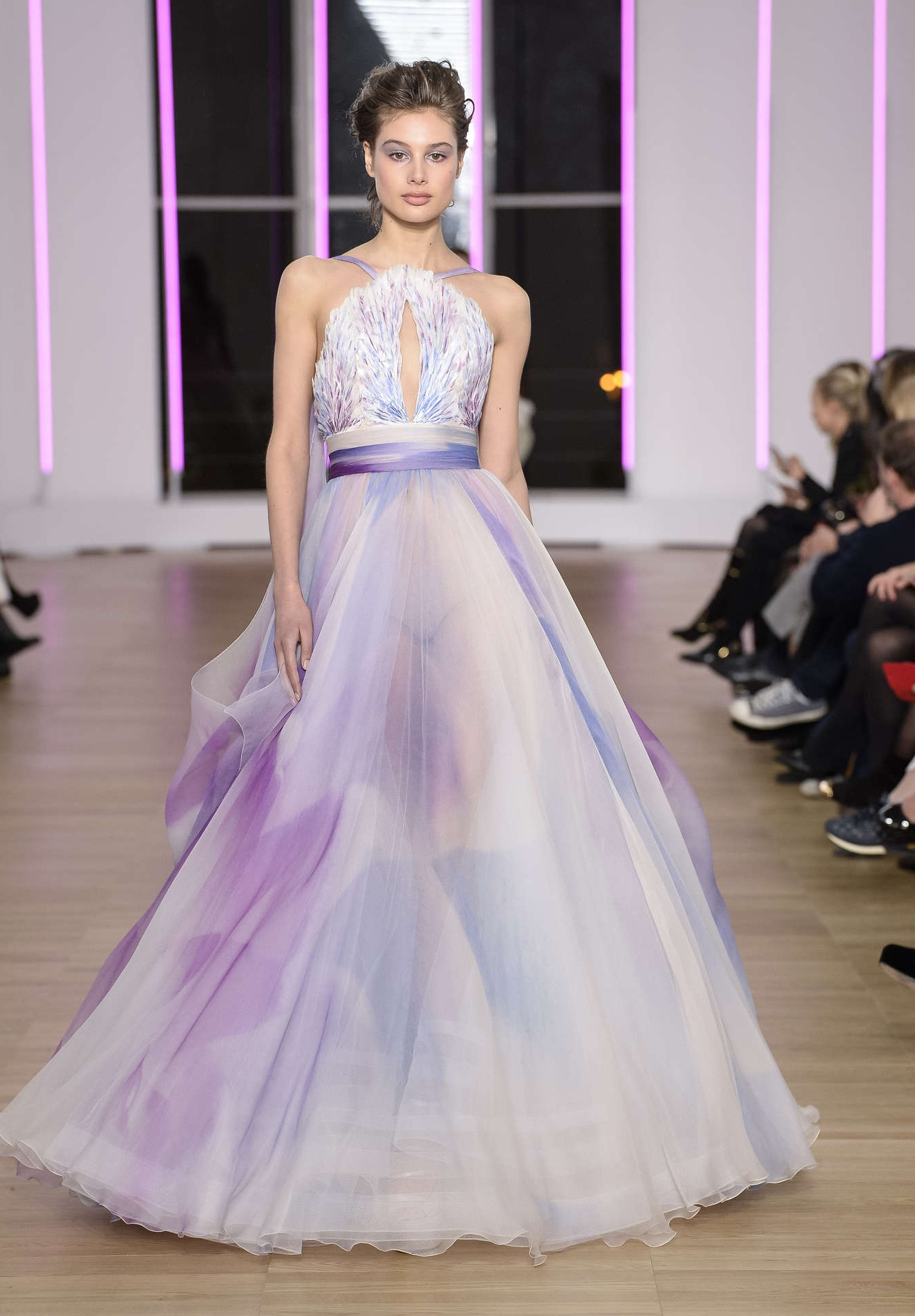 Georges Chakra Couture Spring Summer 2018