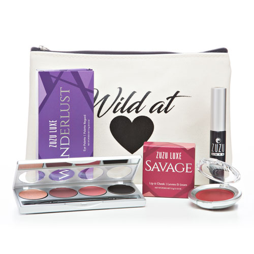 Wanderlust Gift Set, Great Summer Makeup On The Go