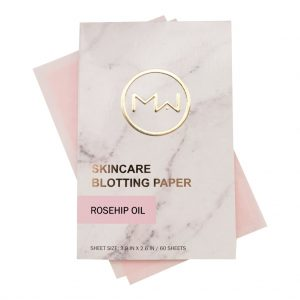 Rose Hip Oil Blotting Paper, beauty, style, fashion