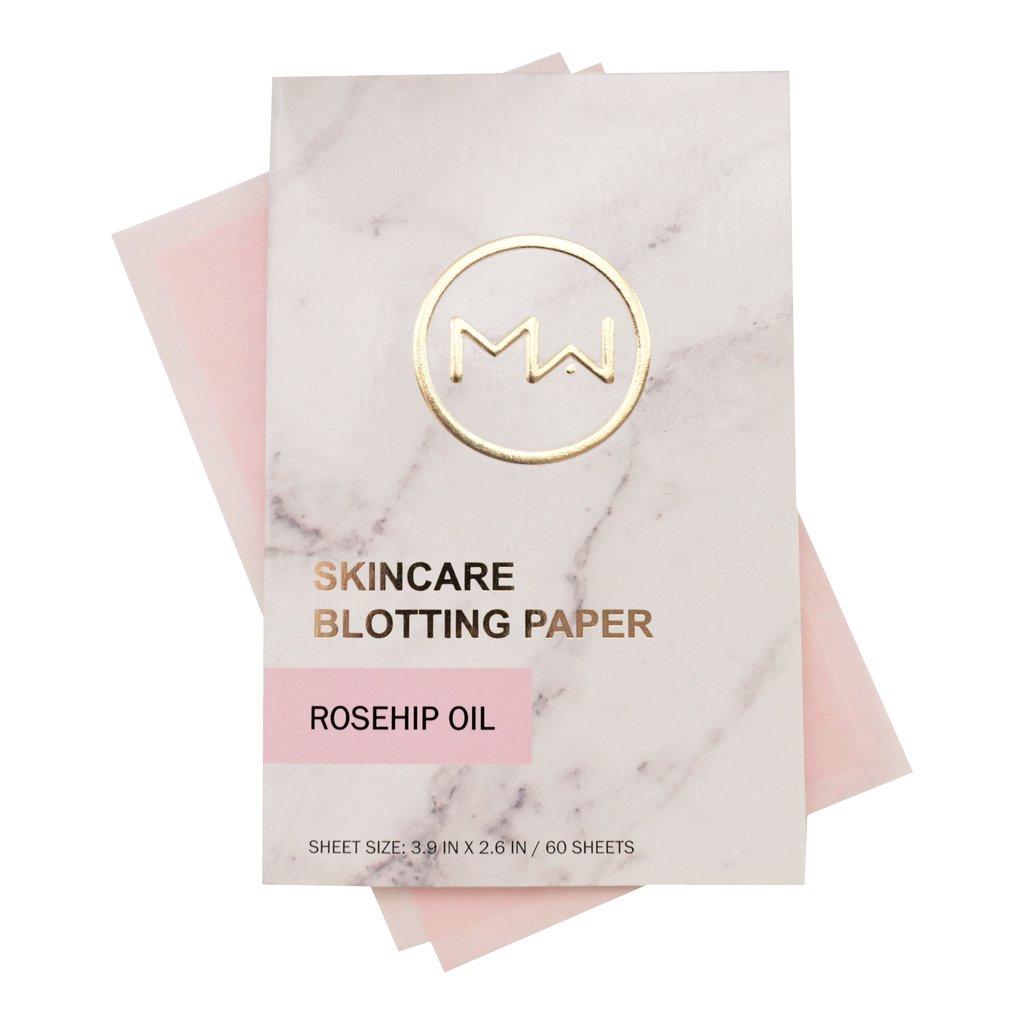 Rose Hip Oil Blotting Paper