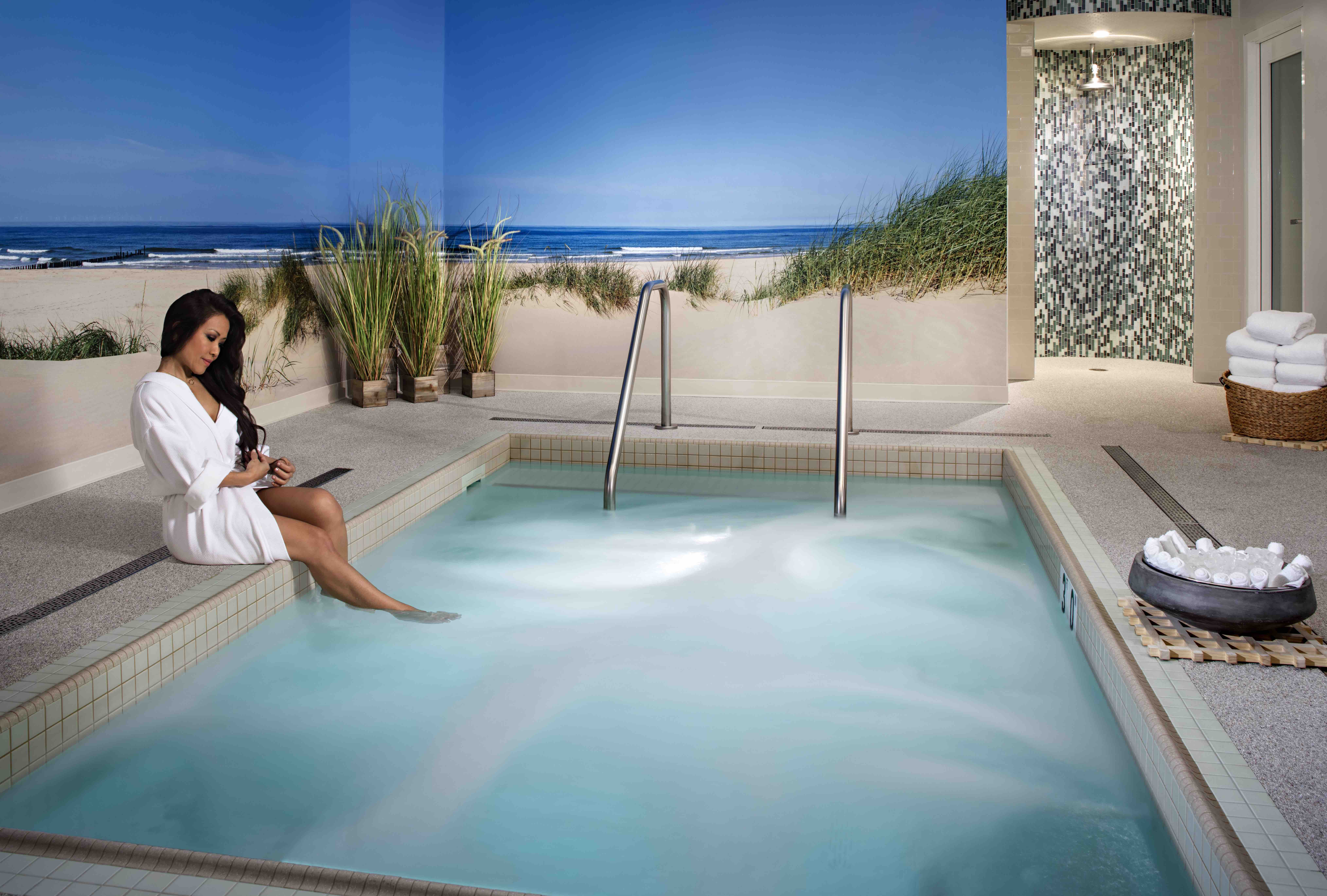 Celebrate National Relaxation Month at Burke Williams Day Spa this August