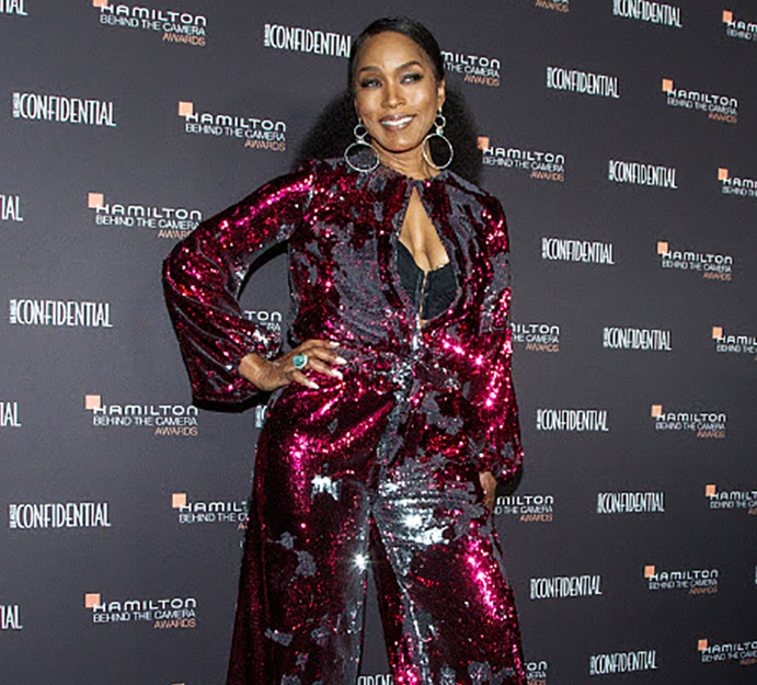 Angela Bassett, Her Jewels On The Red Carpet