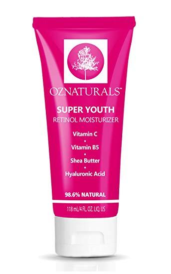 OZNaturals Pure Retinol Cream Must Have