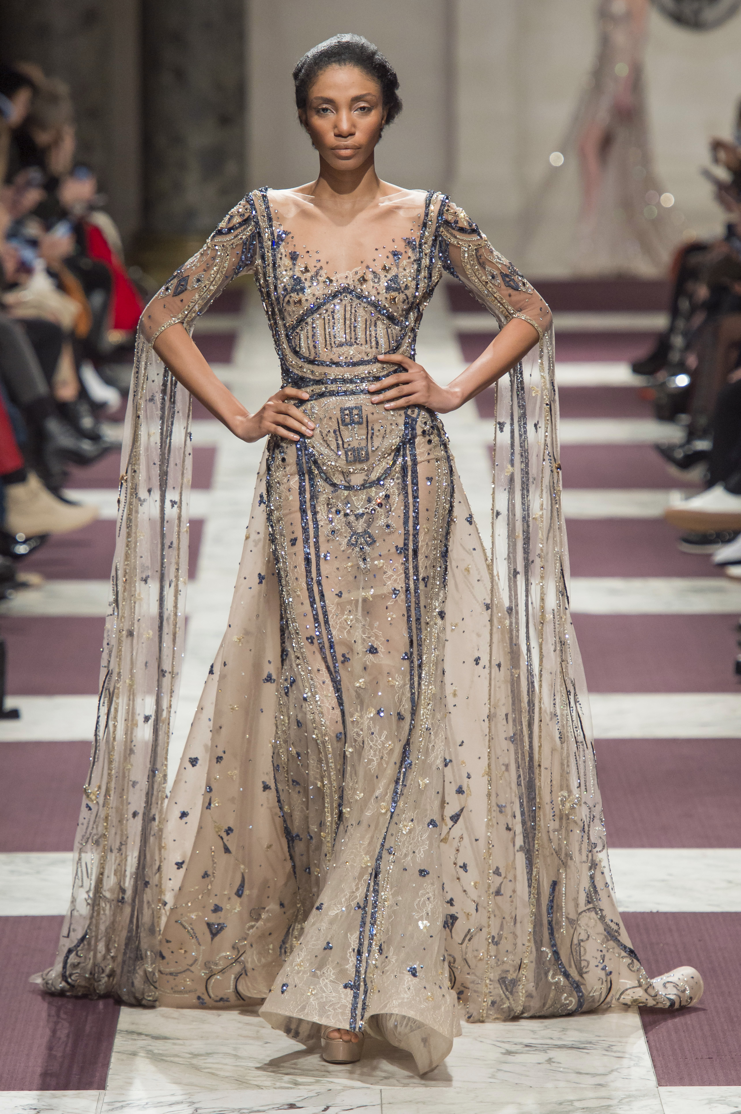 ZIAD NAKAD Couture Spring/ Summer 2019