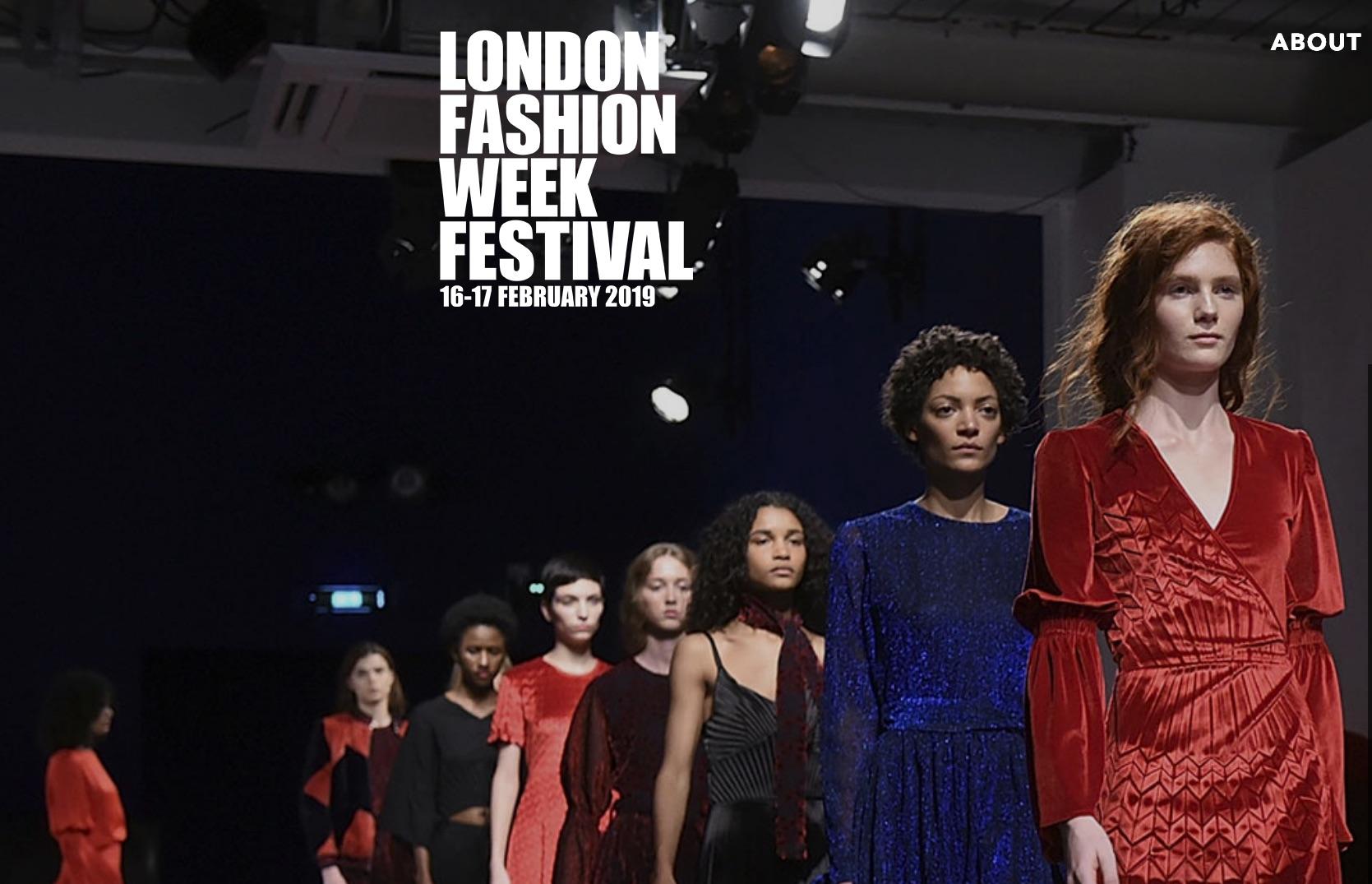 LONDON FASHION WEEK FEBRUARY 2019 – A CELEBRATION OF FASHION