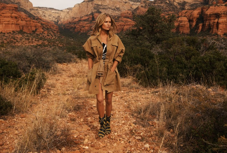 H&M LAUNCH Spring 2019 COLLECTION In Sedona, Arizona