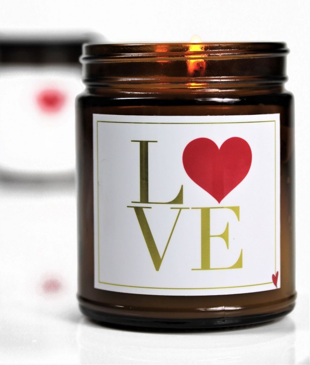 Thompson Ferrier's Love Candle Is The Perfect Gift To Give