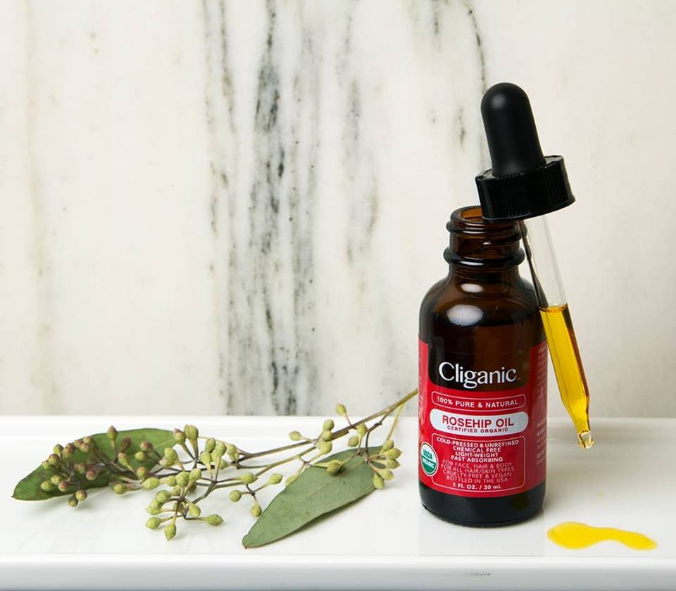 rosehip oil cliganic