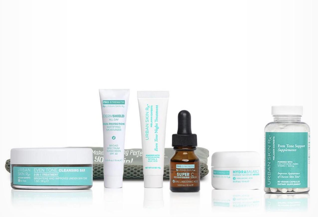 Skin Beauty News: Dark Spot and Even Tone Travel Kit