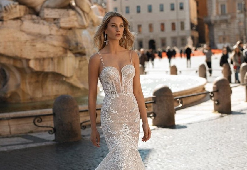 Fabulous Wedding Styles from BERTA We Adore