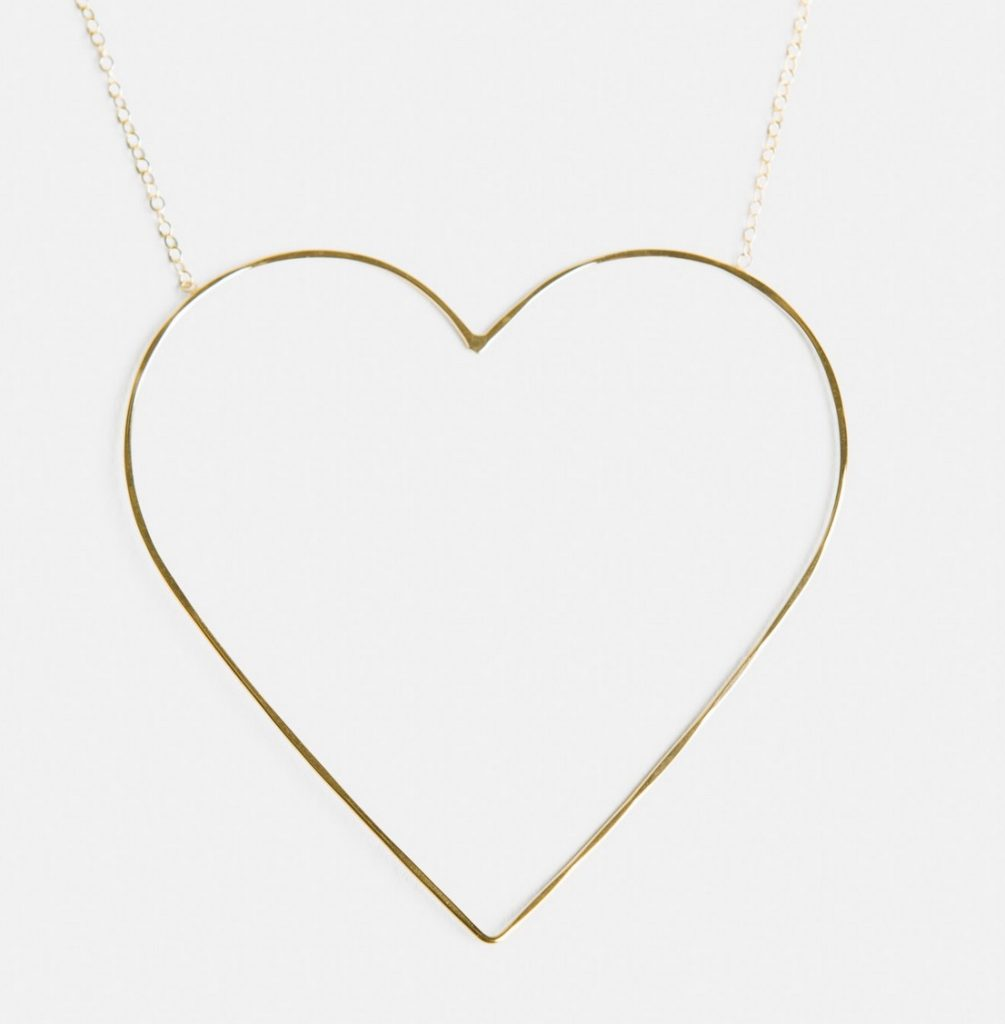 gold hearts mothers day