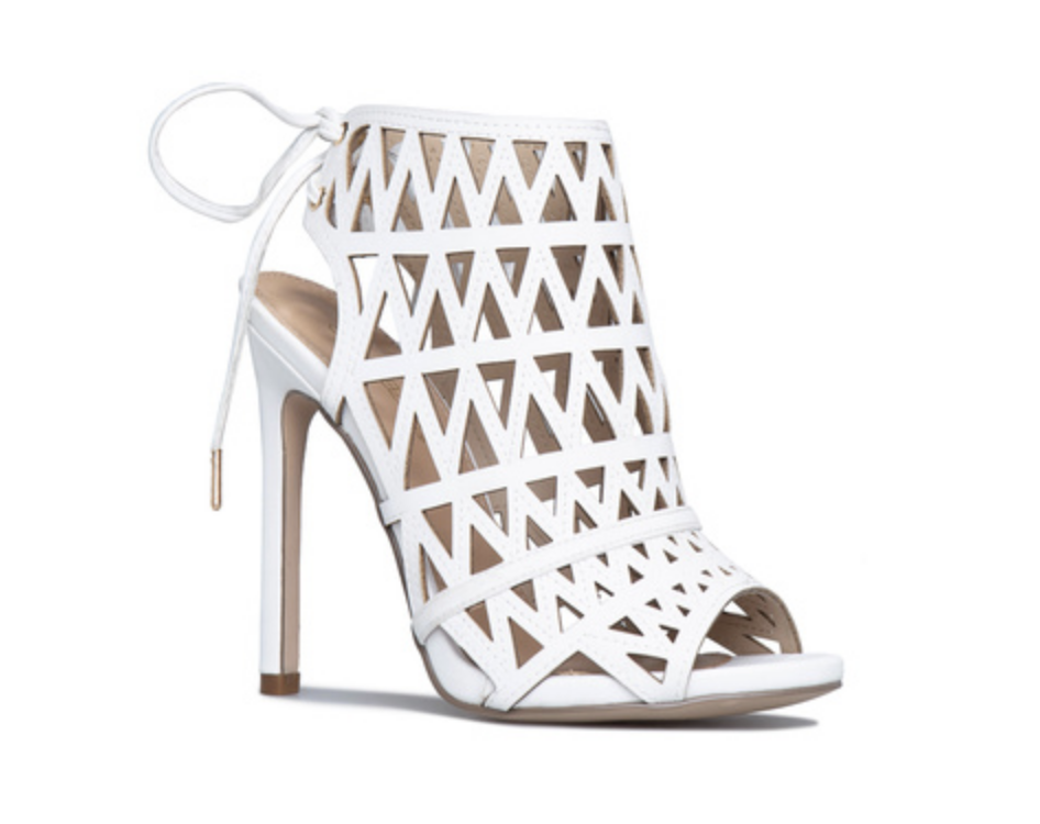 Tia Caged Heeled Sandal  From ShoeDazzle Is Perfect