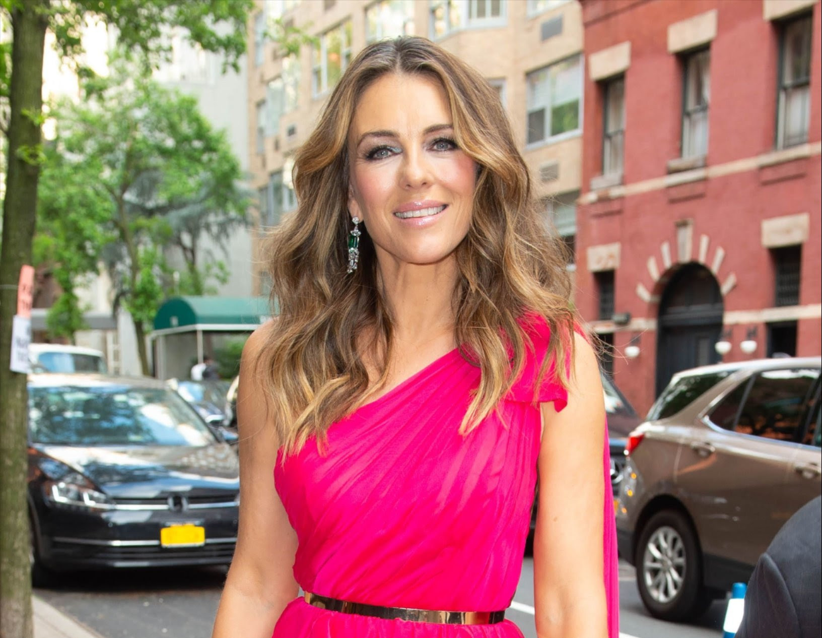 Diamond Rings, Elizabeth Hurley, The Fab Life