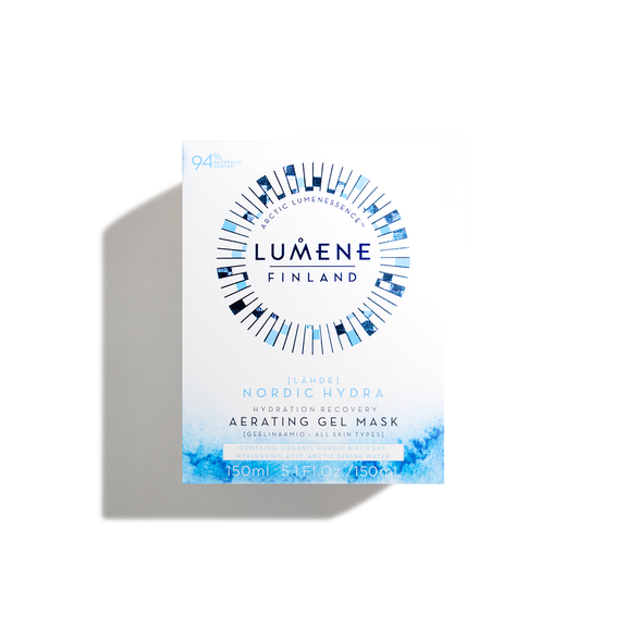 Hydration Recovery Gel Mask Great Summer Skin