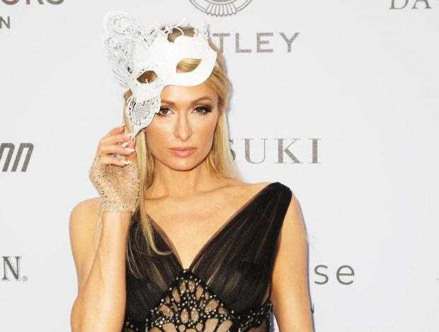 Paris Hilton's Star Style Moment In London