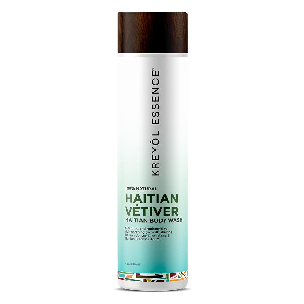 Haitian Body Wash Haitian Vetiver 100% Natural