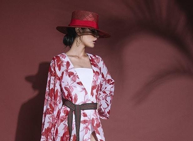Chrissy Teigen, Her Vacation Dress We Adore