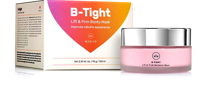 B-Tight Lift & Firm Booty Mask From Maelys Cosmetics