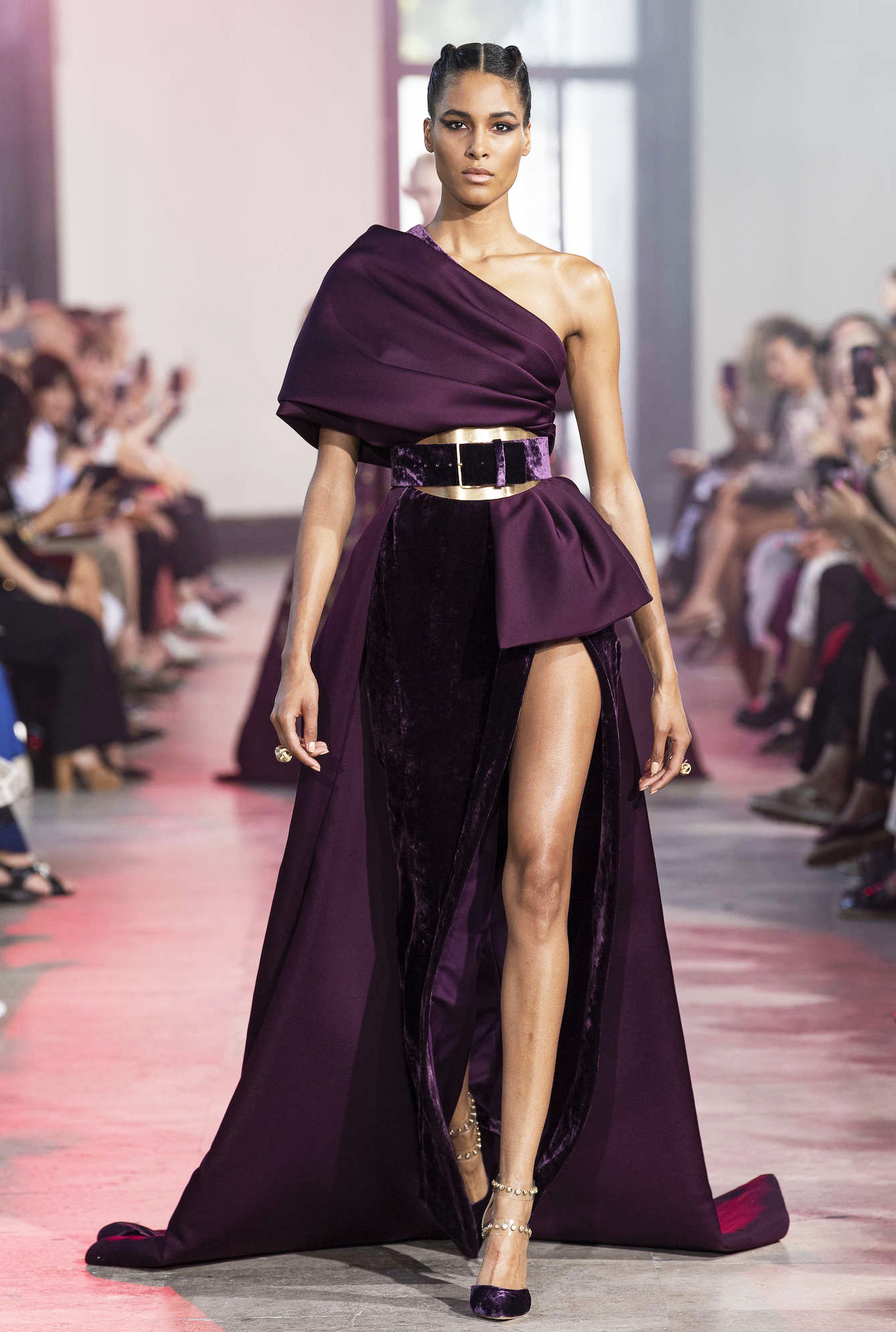 Elie Saab Fall-Winter 2019 Style Power