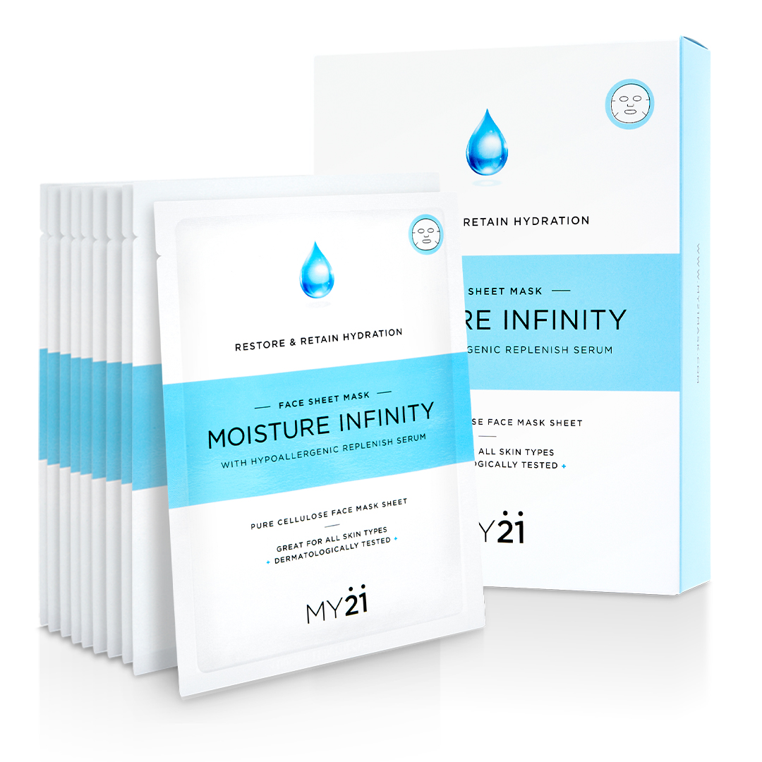 MY21 Facial Sheet Masks A Must Have Beauty Brand