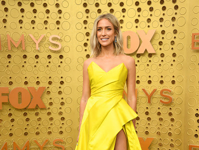 The Yellow Couture Emmy Dress We Adore