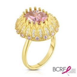 Bling for an end to Breast Cancer