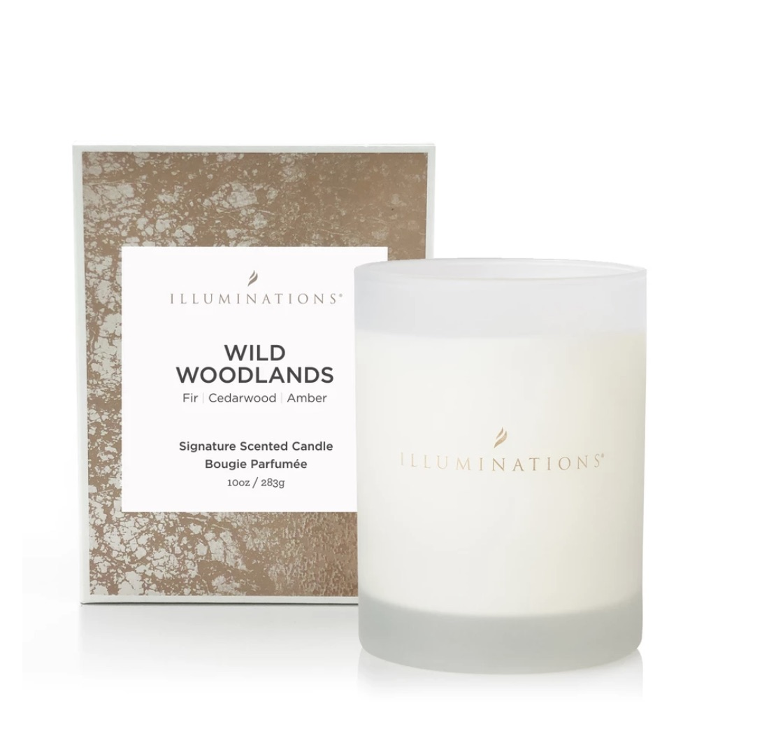 Wild Woodlands Signature  Candle You Will Adore