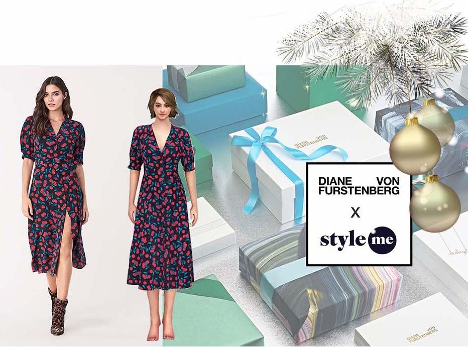 Diane von Furstenberg launches Style.Me