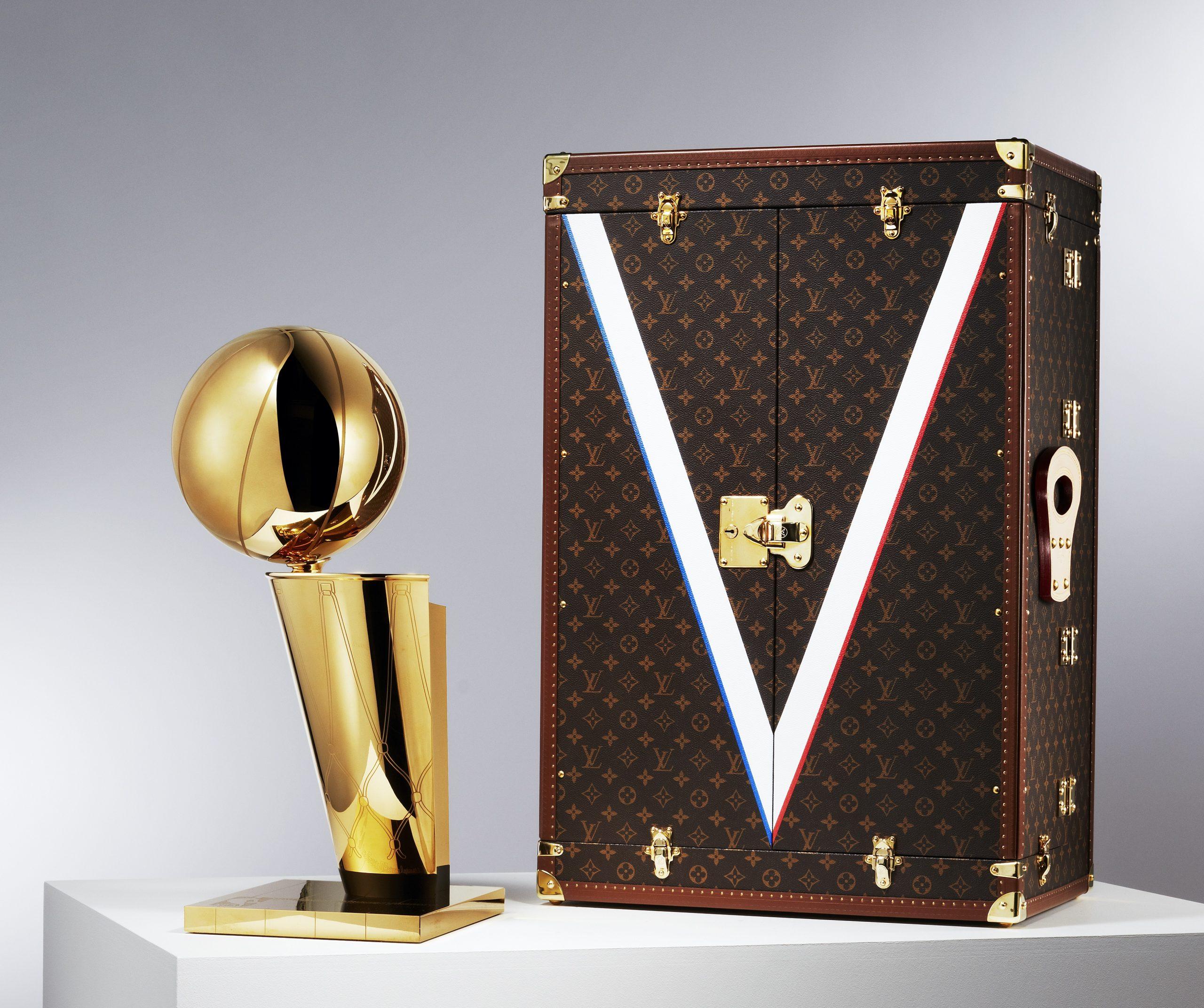 Louis Vuittton & NBA Announce Global Partnership