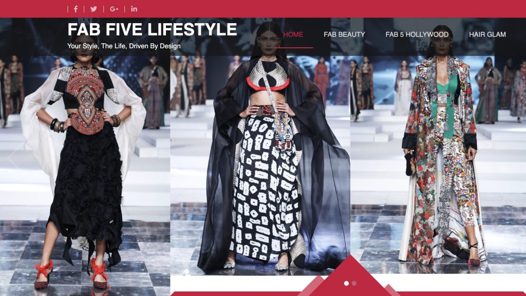 Fab Five Lifestyle Magazine