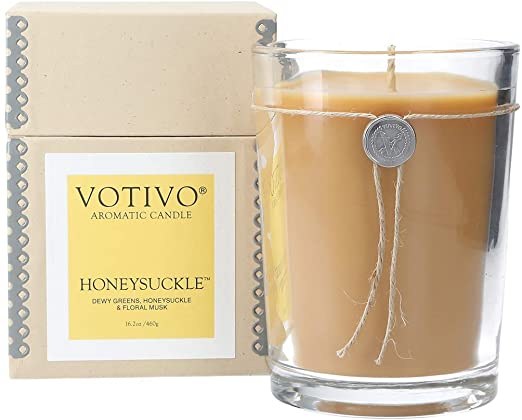 Honeysuckle Candle By Votivo You Will Love!