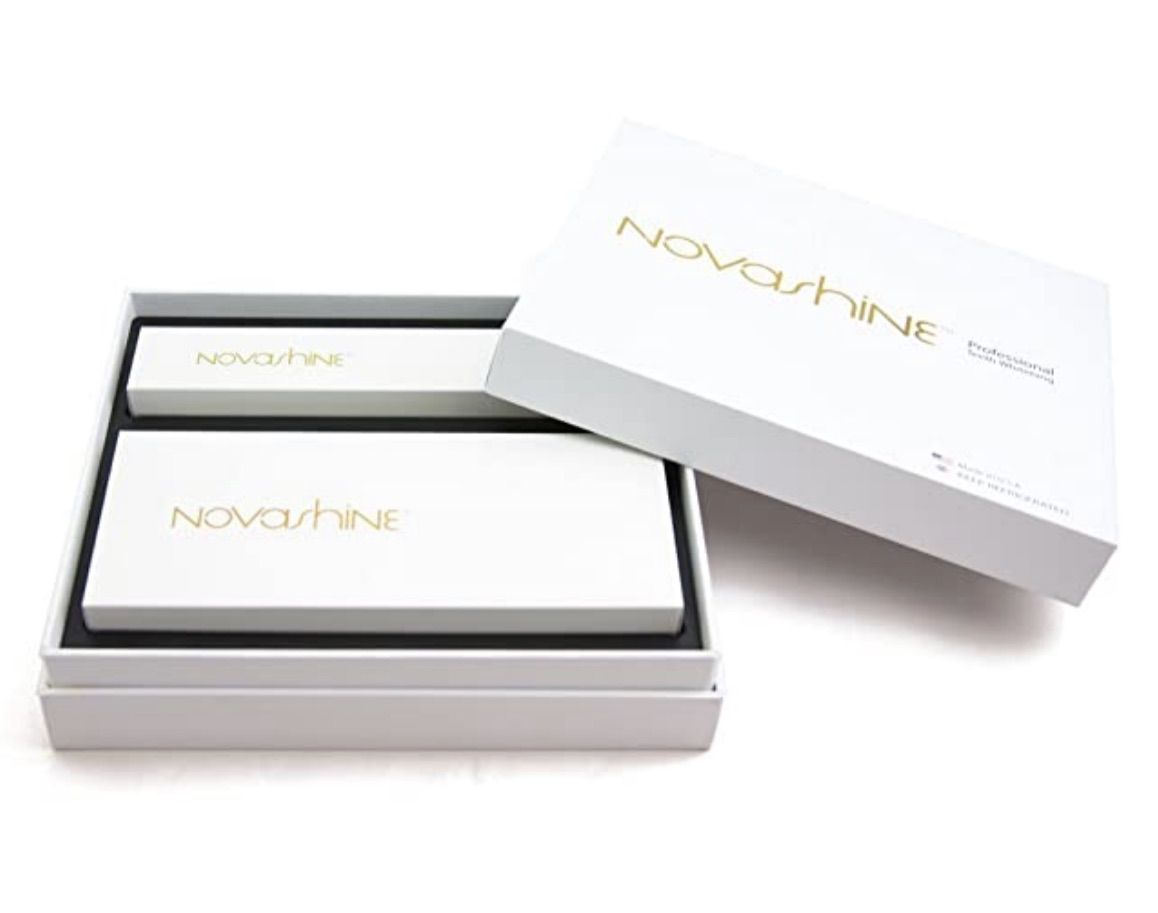 Novashine Teeth Whitening Kit You'll Love