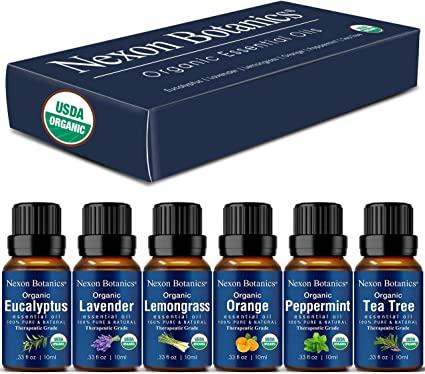 nexon botanical oils