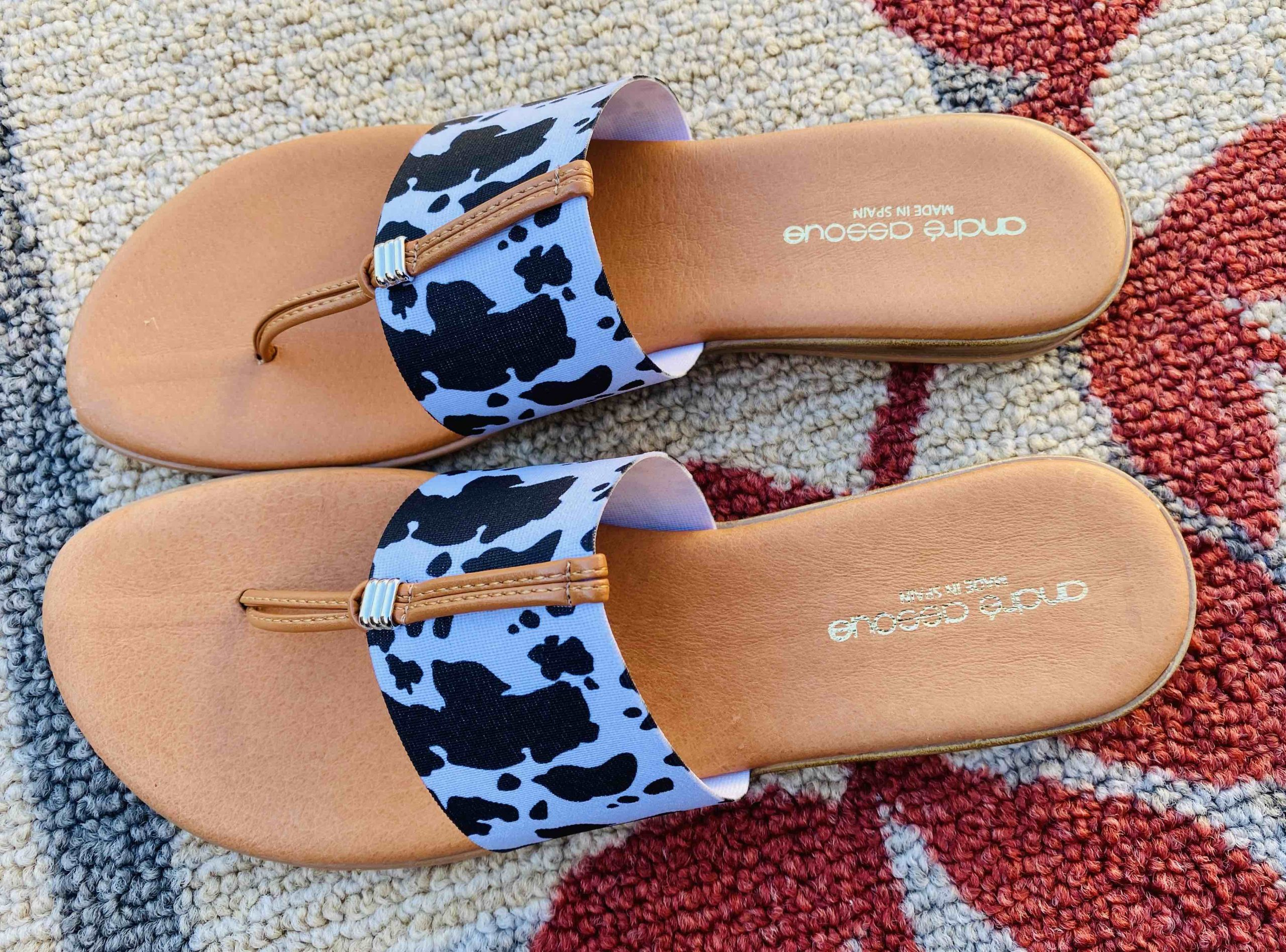 Mother's day Sandals from Andre Assous Are Amazing