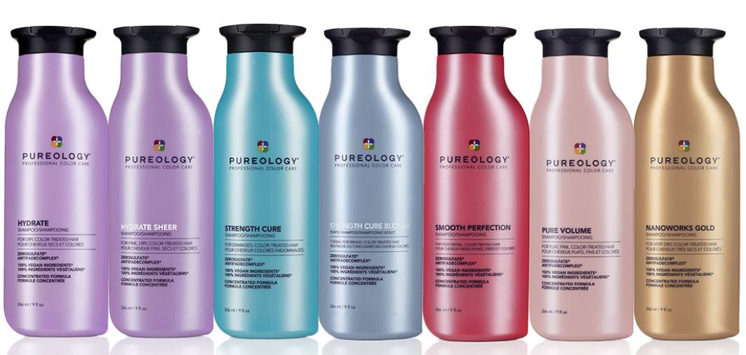 PUREOLOGY Pioneer In Vegan Haircare Unveils New Formulas