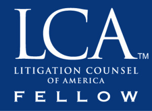 Litigation Counsel of America Fellow