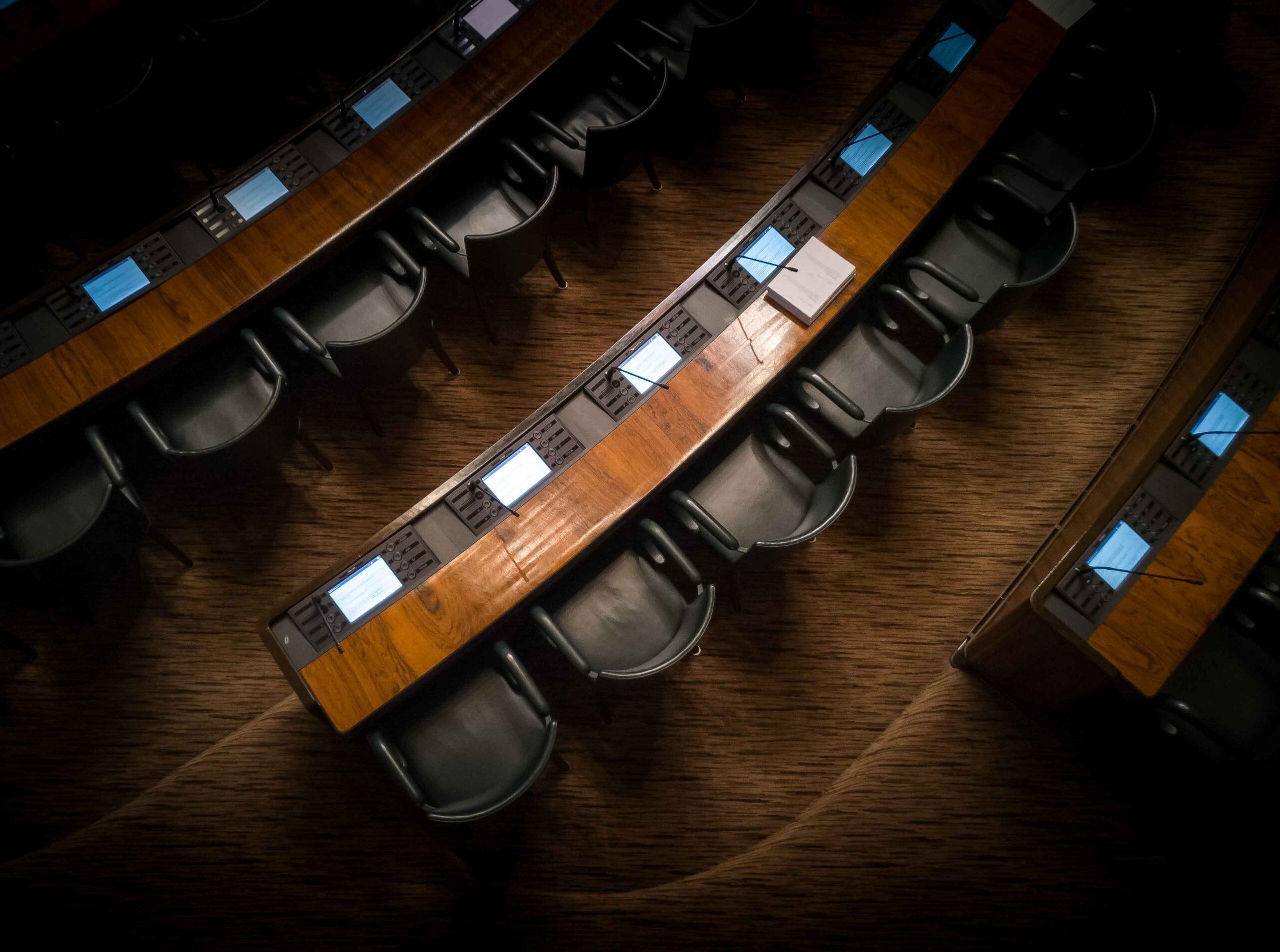 Image of legislature
